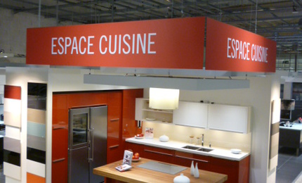 Magasin darty chambery 2 sp cialiste de l lectrom nager et du multim dia - Espace cuisine darty ...