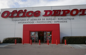 office depot montpellier magasin mobilier et fournitures de bureau montpellier office depot. Black Bedroom Furniture Sets. Home Design Ideas