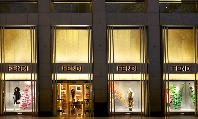 Fendi Hong Kong Landmark Flagship - Hong Kong