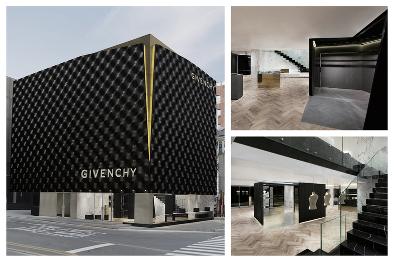 GIVENCHY CHEONGDAM DONG - WOMEN/MEN - Seoul