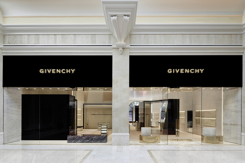 GIVENCHY LAS VEGAS WYNN - WOMEN/MEN - LAS VEGAS