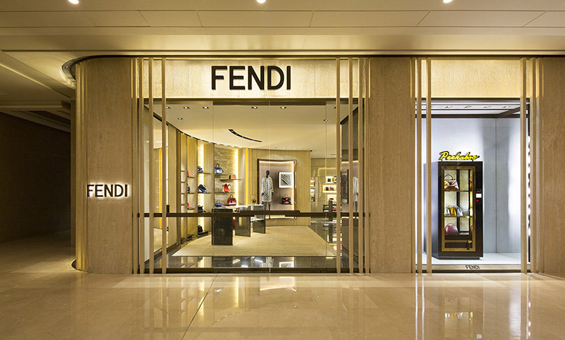 Fendi Chengdu International Finance Square - Chengdu
