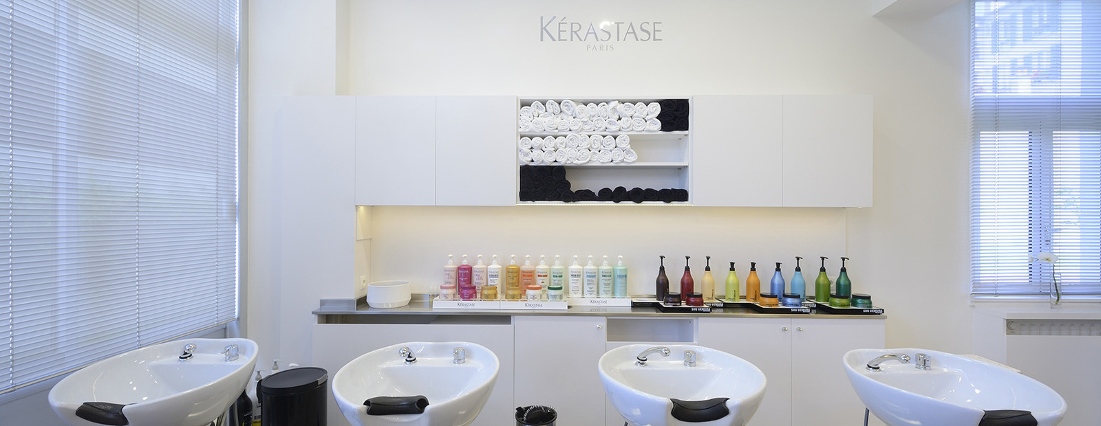K rastase salon salon just sacha professional hair care - Salon de massage boulogne billancourt ...