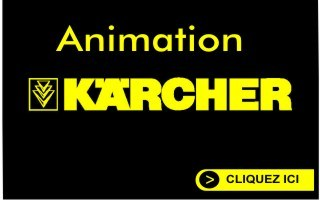 animation karcher